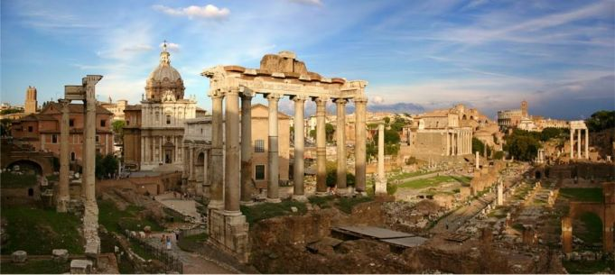 Roman Forum and Colosseum tour