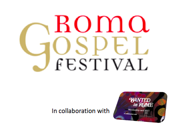 20% off on tickets for the Roma Gospel Festival