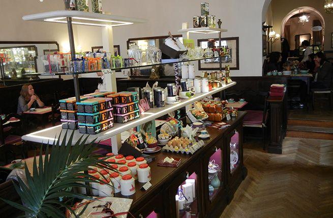 Babington S Tea Room Menu