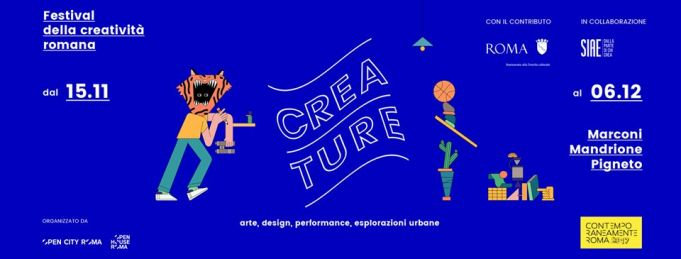 Creature Urban Creativity Festival