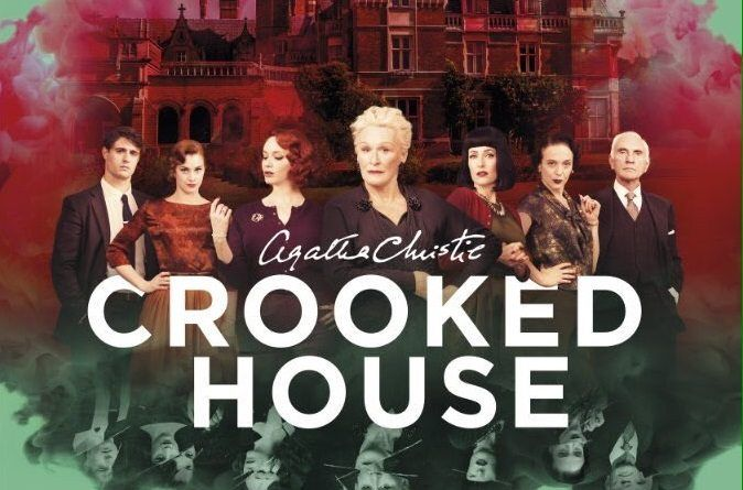 Crooked House showing in Rome cinemas