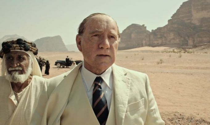 Kevin Spacey axed from Rome film