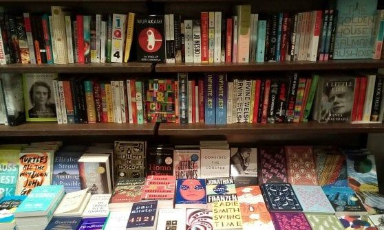 New English-language bookshop in Rome