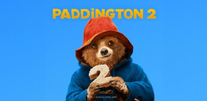 Paddington 2 showing in Rome cinemas