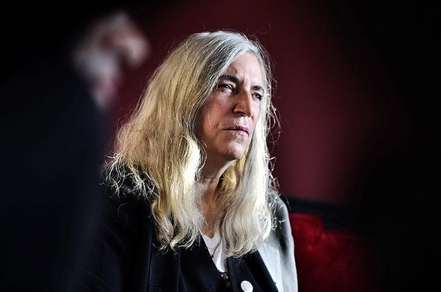Patti Smith: Homage to Rome