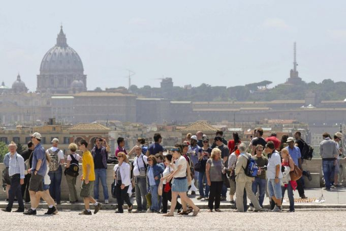 Rome 12th most visited city in world