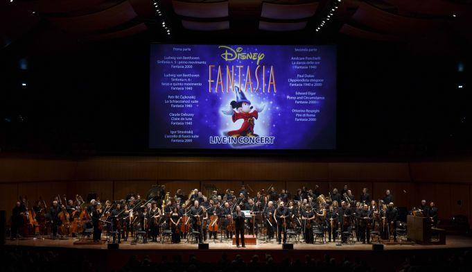 Disney Fantasia - Live in concert in Rome