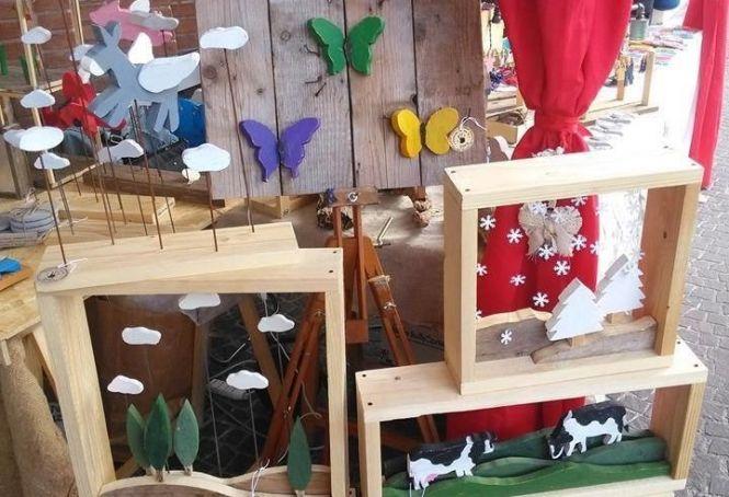 Christmas markets in rome wanted in rome for Bric a brac napoli arredamento