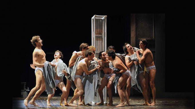 Pasolini's Ragazzi di vita at Teatro Argentina
