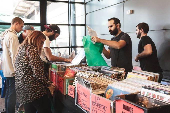 Roma Vinyl Village