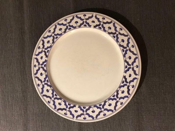 Original Thai plates