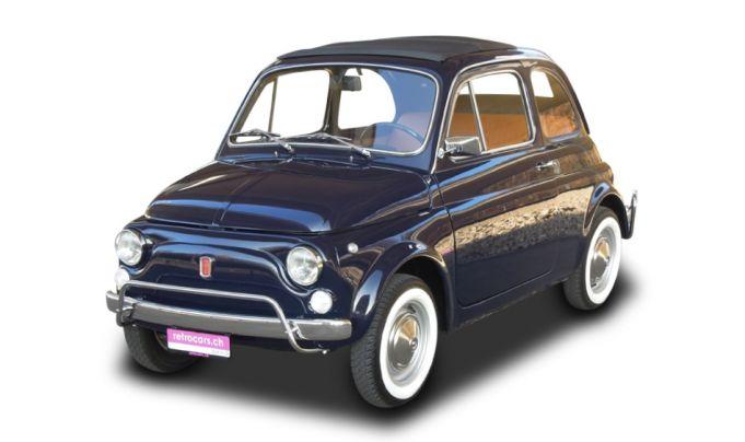 Classic Fiat 500 L 1969