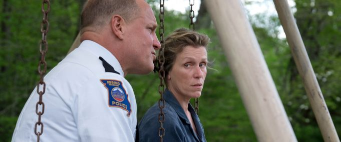 Three Billboards Outside Ebbing, Missouri showing in Rome cinemas
