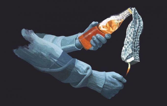 Daniel Muñoz: Vexillum Transparent