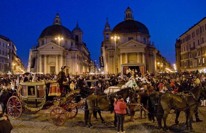 Rome's carnival celebrations at risk