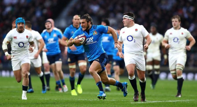 Italy hosts England in Six Nations match in Rome