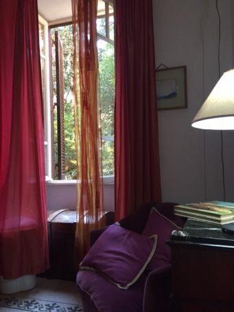 Gianicolo-Trastevere-Monteverde Room.