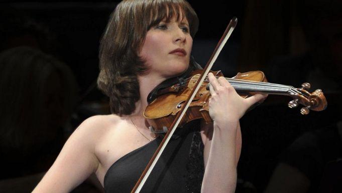 Lisa Batiashvili at Accademia S. Cecilia