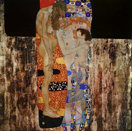 Klimt in Rome: The Three Ages of Woman - Wanted in Rome