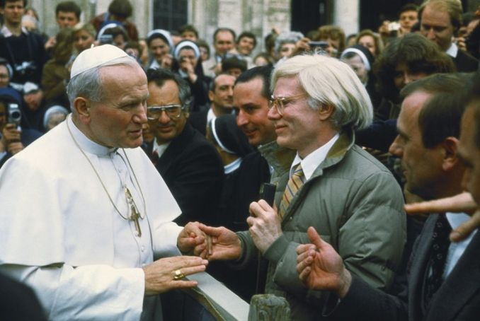 Vatican to host Andy Warhol exhibition in 2019