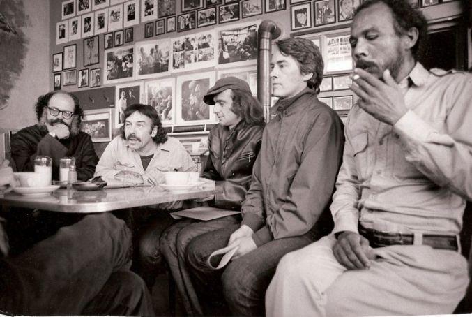 Beat Generation. Ginsberg, Corso, Ferlinghetti. Viaggio in Italia