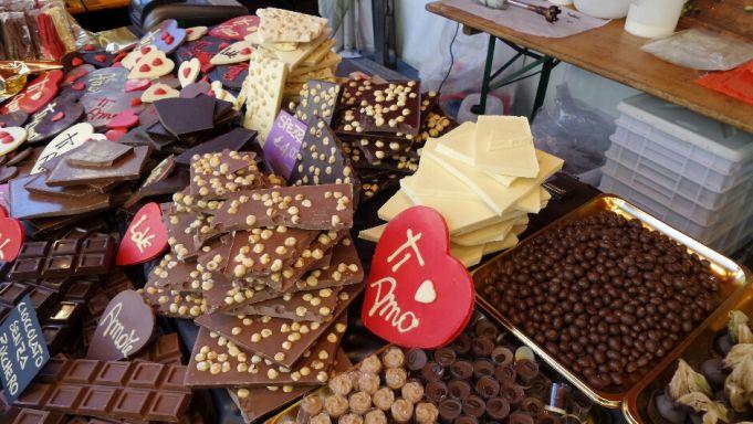 Cioccolentino chocolate festival 2018