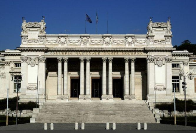 National Gallery of Modern Art in Rome: Scorribanda