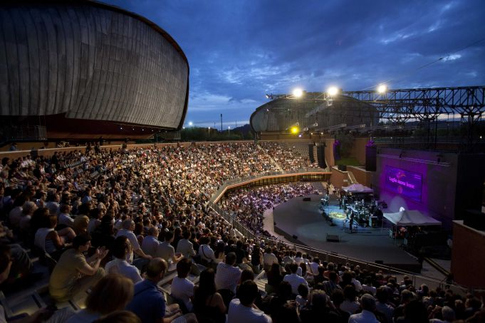 Roma Summer Fest at Auditorium Parco della Musica