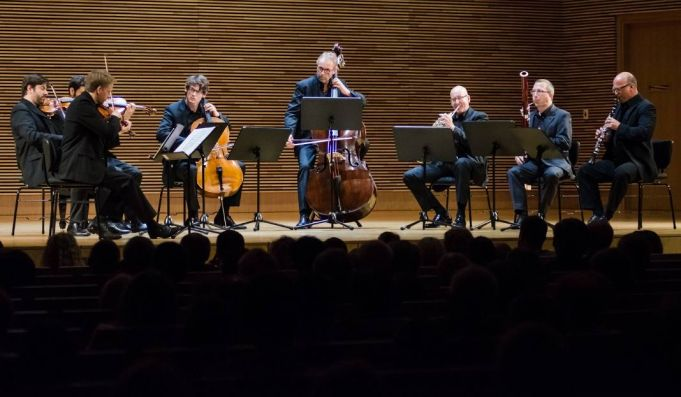 Scharoun Ensemble Berlin at American Academy in Rome