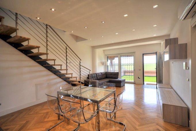 150m2 Villa Ardeatina - AVAILABLE