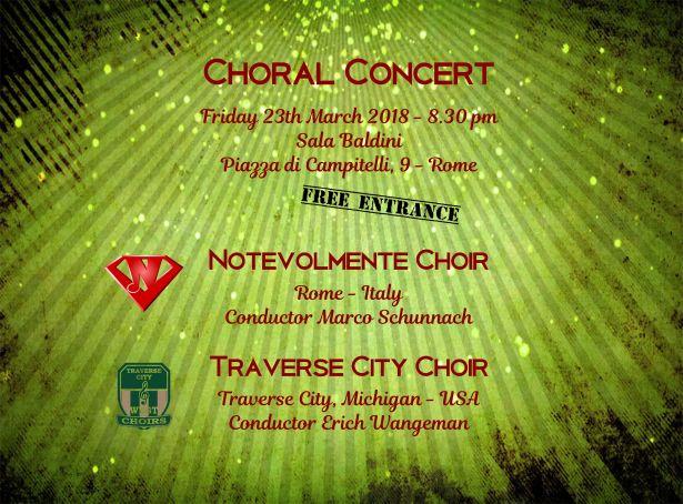 Coral Concert