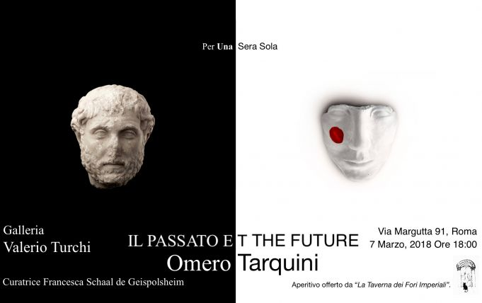 Omero Tarquini: Il Passato et The Future