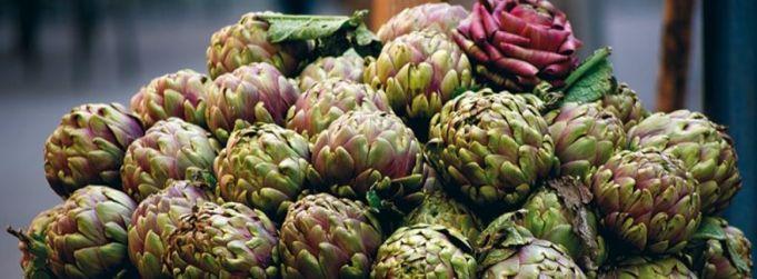 Rome's artichoke festival