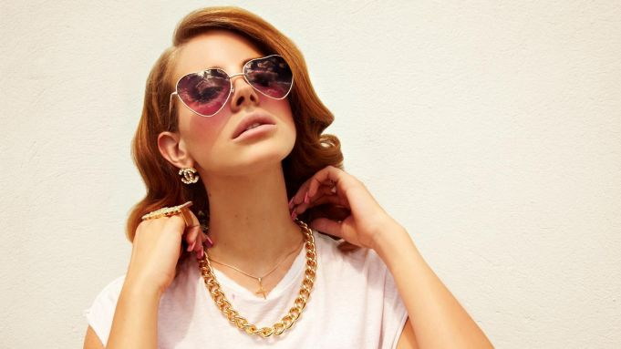 Lana Del Rey concert in Rome