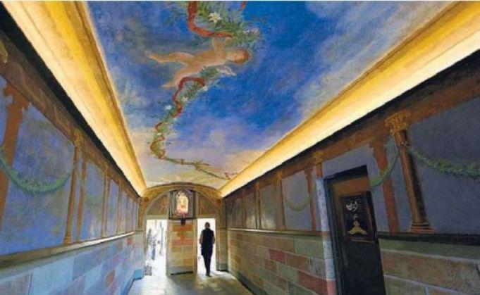 Hidden Roman treasure: Passetto del Biscione