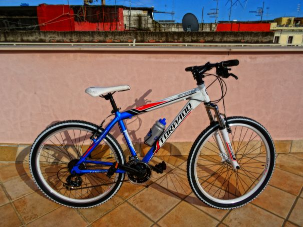 Torpado Storm Bicycle and Beko Washing Machine