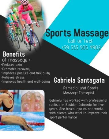 Professional Sports Massage