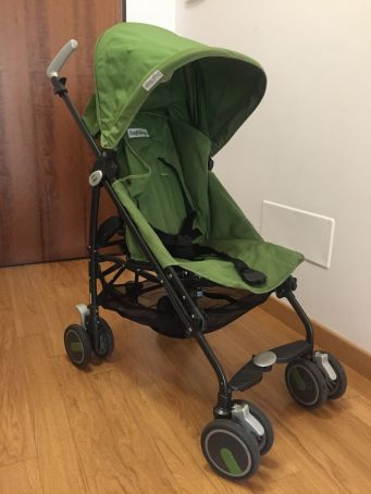 Great city stroller: Peg Perego Pliko Mini