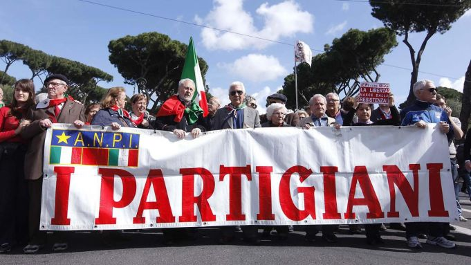 Liberation Day in Rome 2018