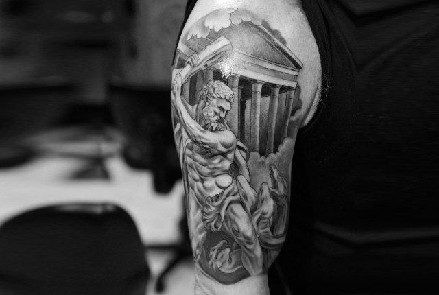 Tattoos in Rome