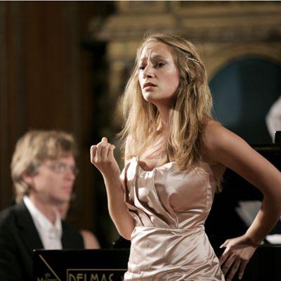 Mozart Arie di Concerto at Santa Cecilia