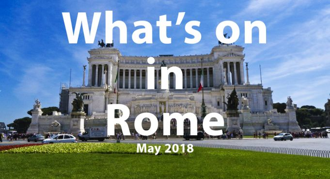 May 2018 events in Rome