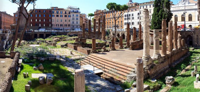 Bulgari to restore Rome's Largo Argentina site