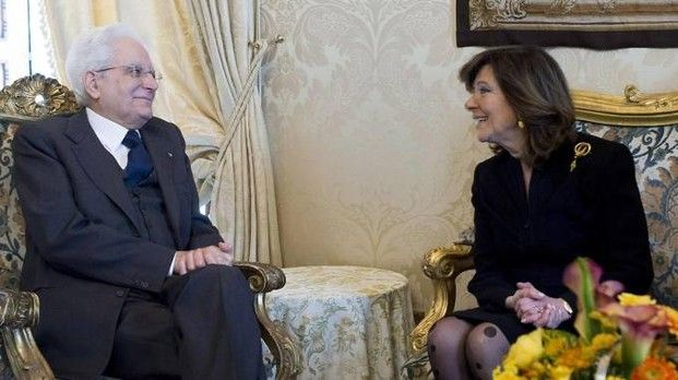 Italian senate speaker Casellati to explore government possibilities