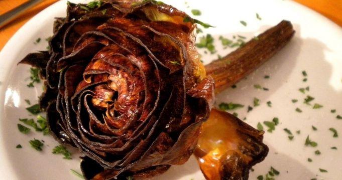 Kosher controversy over Roman artichokes
