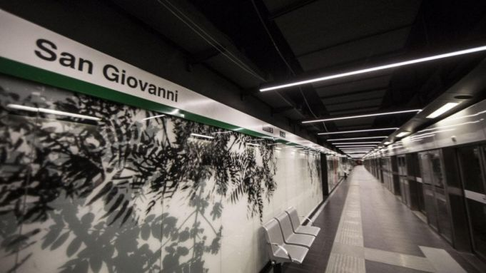 "Rome's Metro C station at S. Giovanni to open ""soon"""