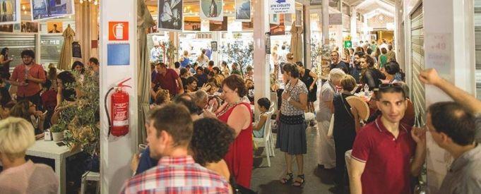 Testaccio market celebrates Rome's birthday