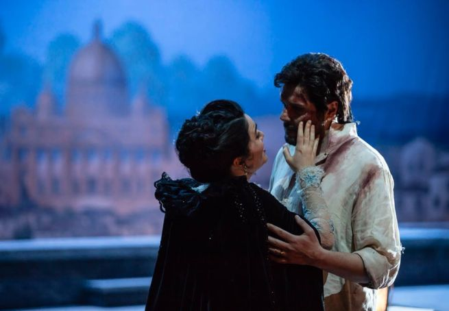 Tosca at Rome's Opera House
