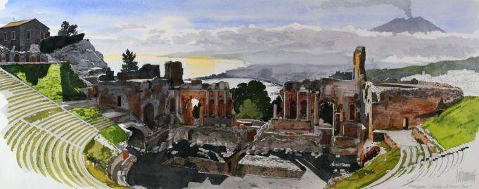 Fabrice Moireau: Sicilia, il Grand Tour
