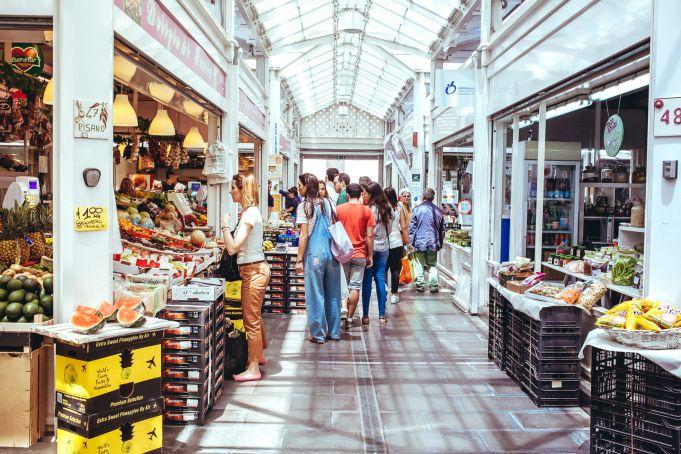 Mercato Testaccio Open Day on 12 May